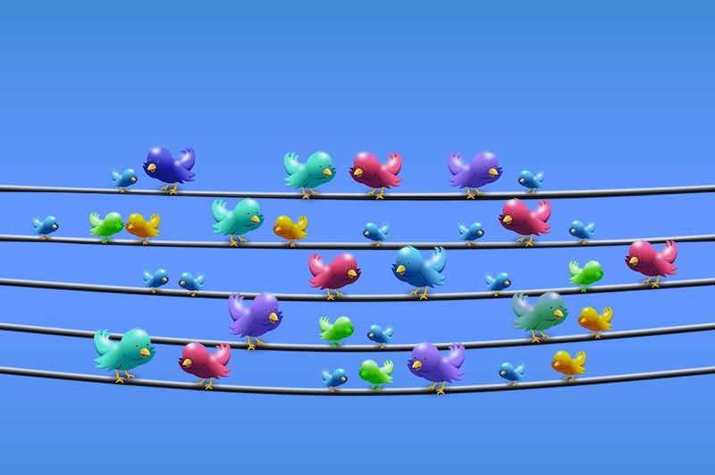 Como hacerse viral en twitter rrss