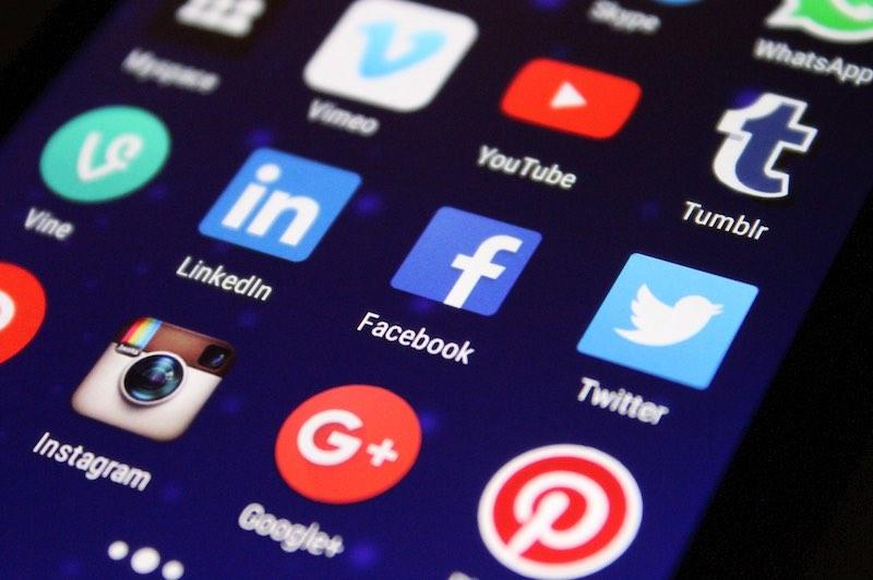 Redes sociales RRSS